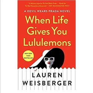 When Life Gives You Lululemons Book -hardcover-